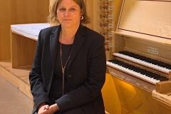 13/04/2014 St Thibault LE PECQ - A l'orgue : Joanna Kaja-Vallière
