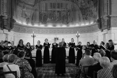 22/06/2019 Ste Jeanne d'Arc  VERSAILLES - Les Vokalistinnen -